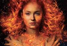 Sophie Turner as Jean in X-Men: Dark Phoenix