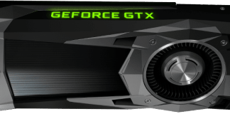 NVIDIA GeForce 1060