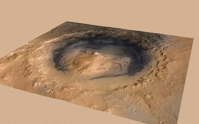 Can Mars House Lifeforms? New Evidence Suggests Possibility