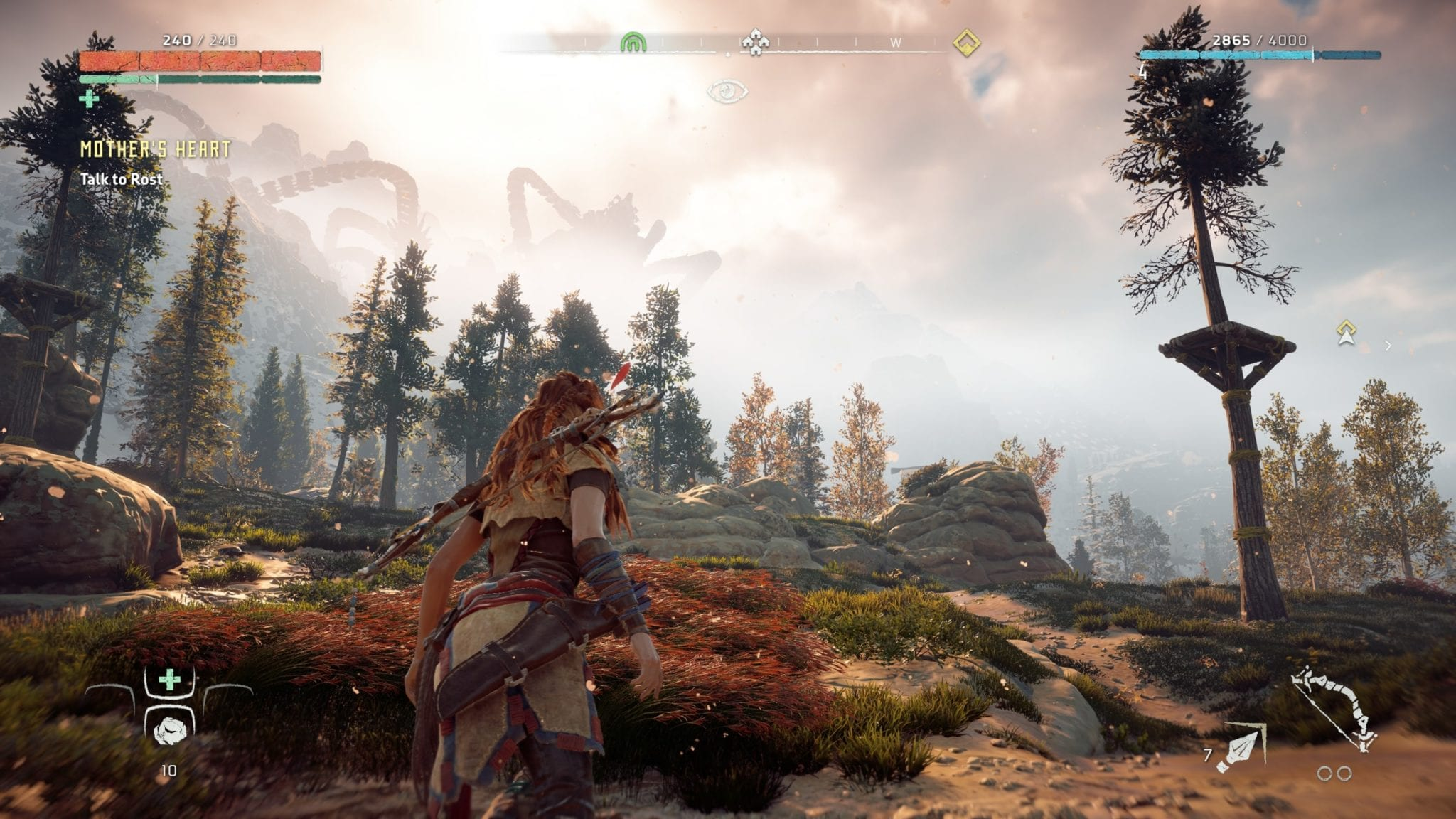 Horizon Zero Dawn PC 1440p Ultra