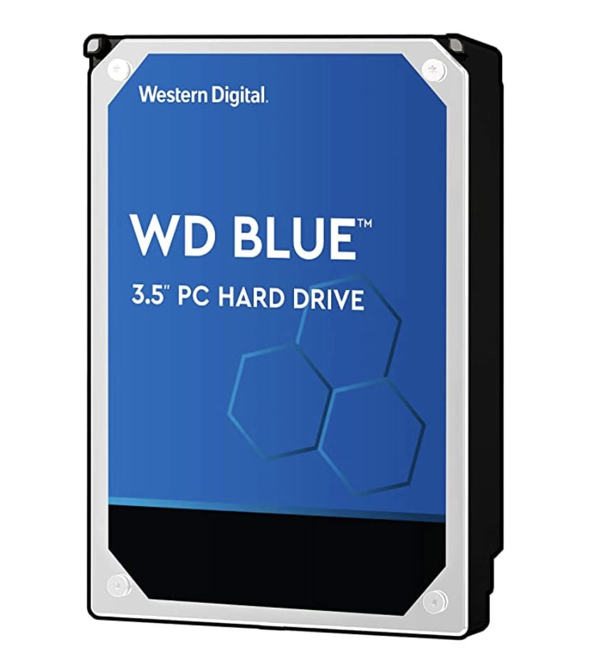 Western digital 1 tb HDD Drive