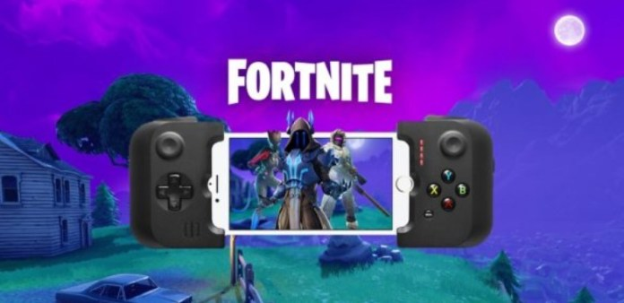 b2a1bc659d9 The mobile version of Fortnite finally got support for mobile bluetooth  gamepads. Epic Games introduced this in the game's huge update today.