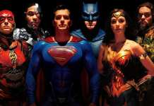 Justice League DC Film