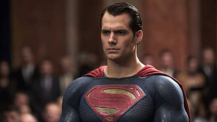 Henry Cavill as Superman in Batman V Superman: Dawn of Justice Netflix Witcher