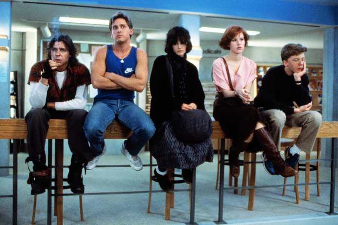 THE BREAKFAST CLUB | Coming of Age Films