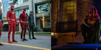 CW's Elseworlds Crossover - Flash, Arrow, Supergirl, Batwoman