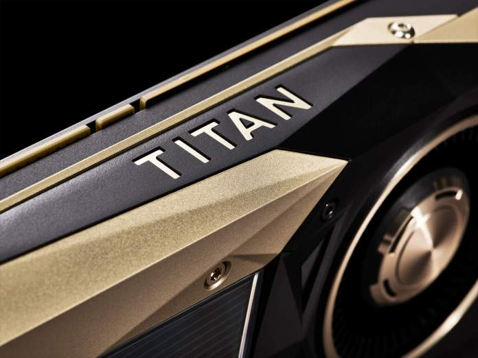 Titan V Raytracing