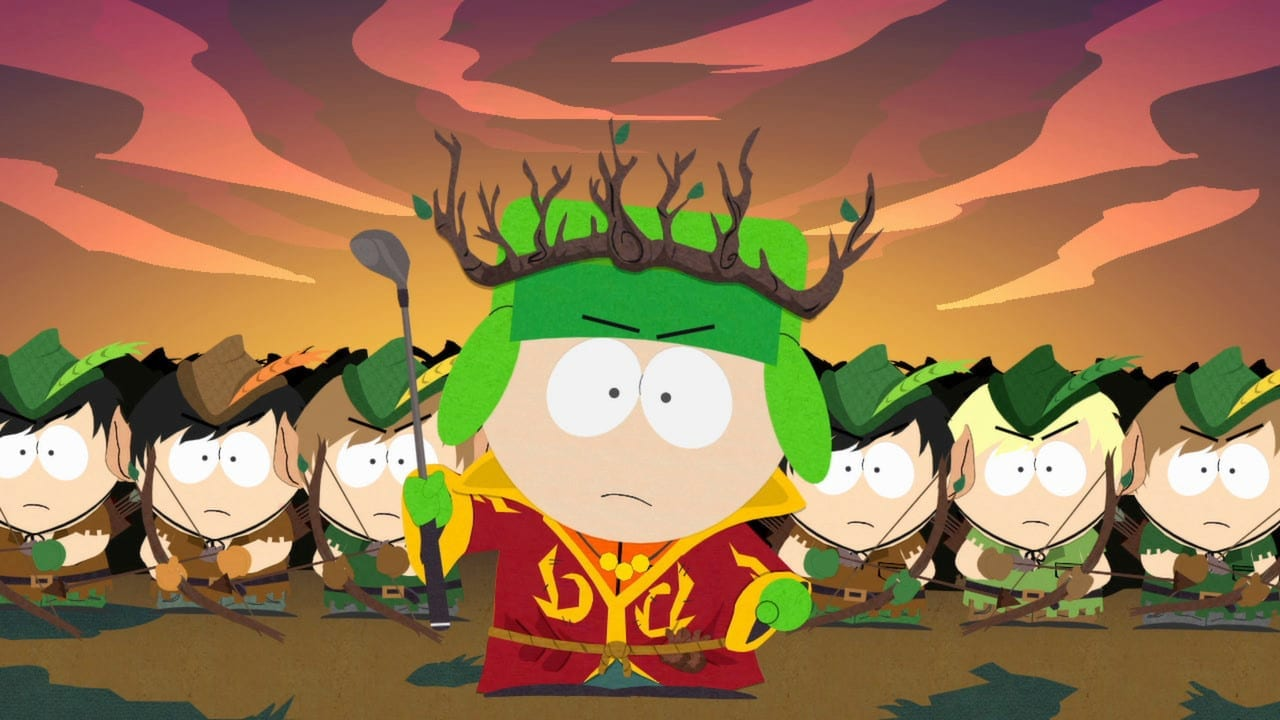 Screenshot from South Park The Stick of Truth by Obsidian Entertainment
