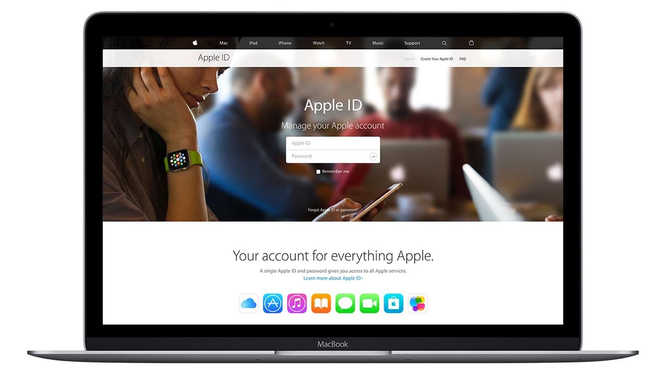 How to Create Apple ID