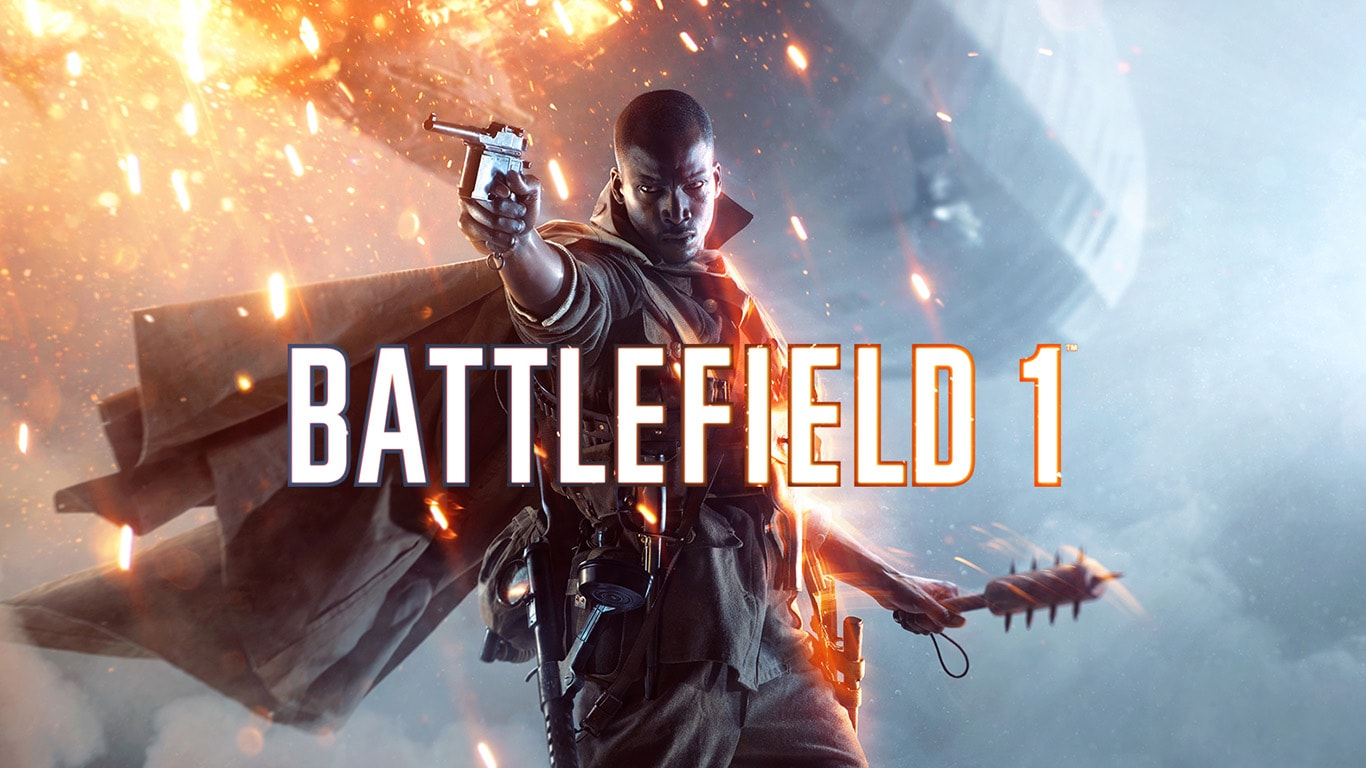 Battlefield 1 FPS Game