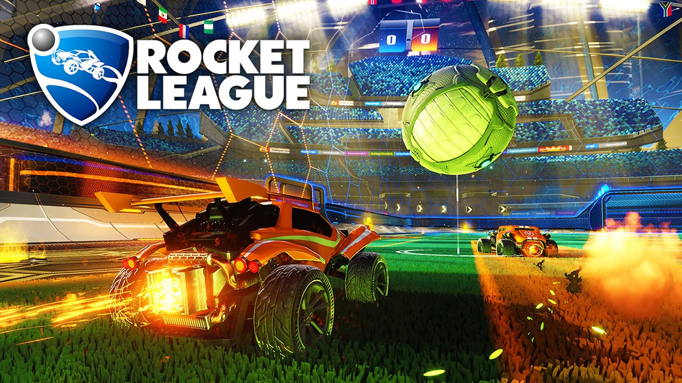Best Mac Games Ever Rocket League
