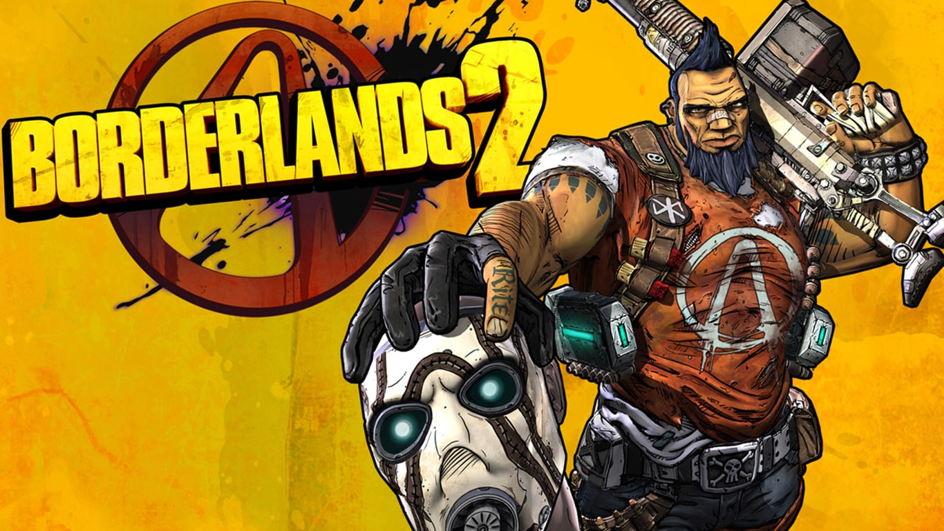 Borderlands 2 Good Games for Linux operating system