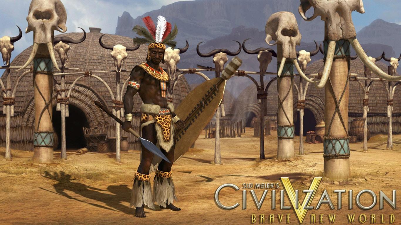Civilization V for Macintosh OS
