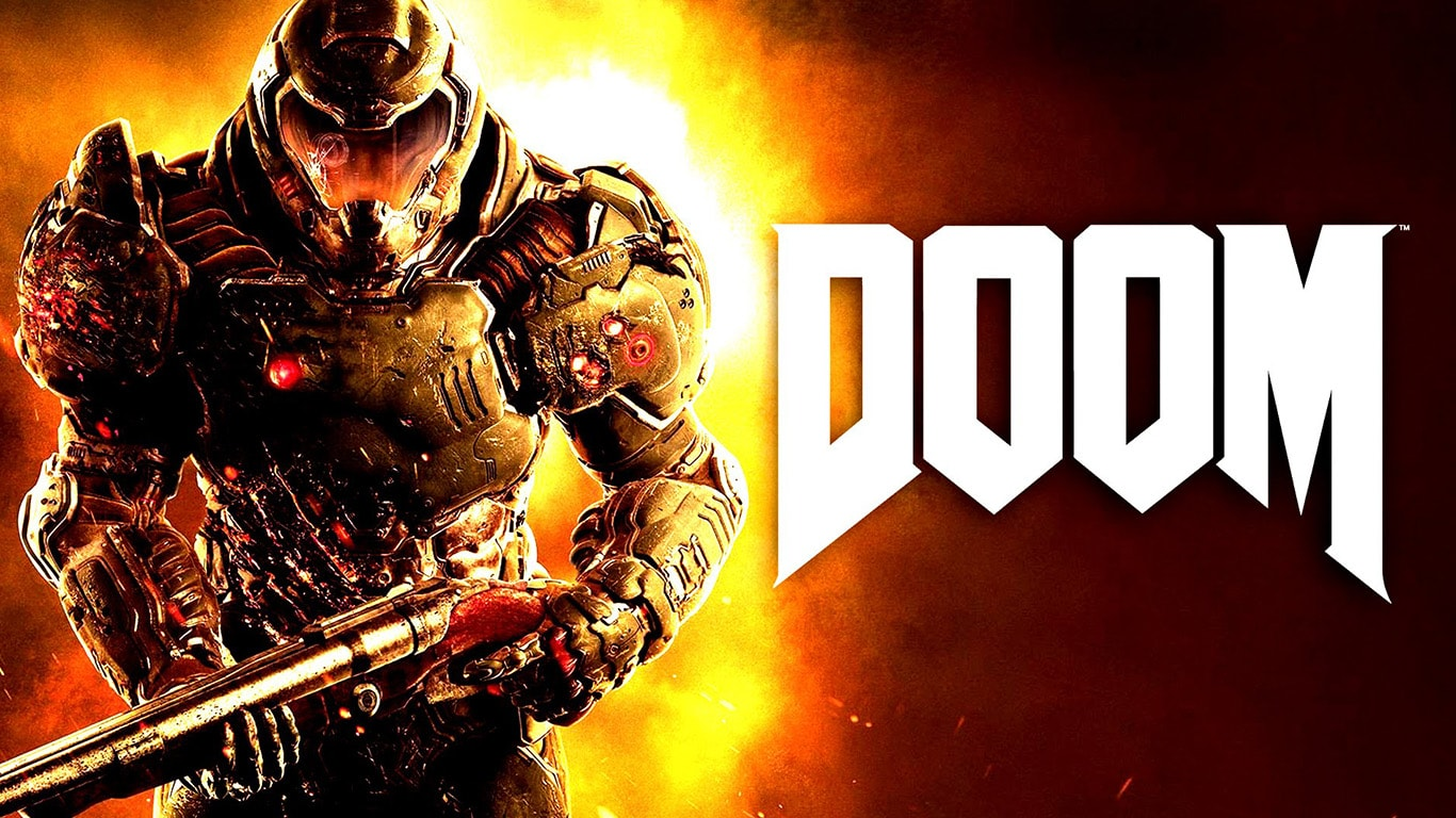 Doom 2016 FPS for PC