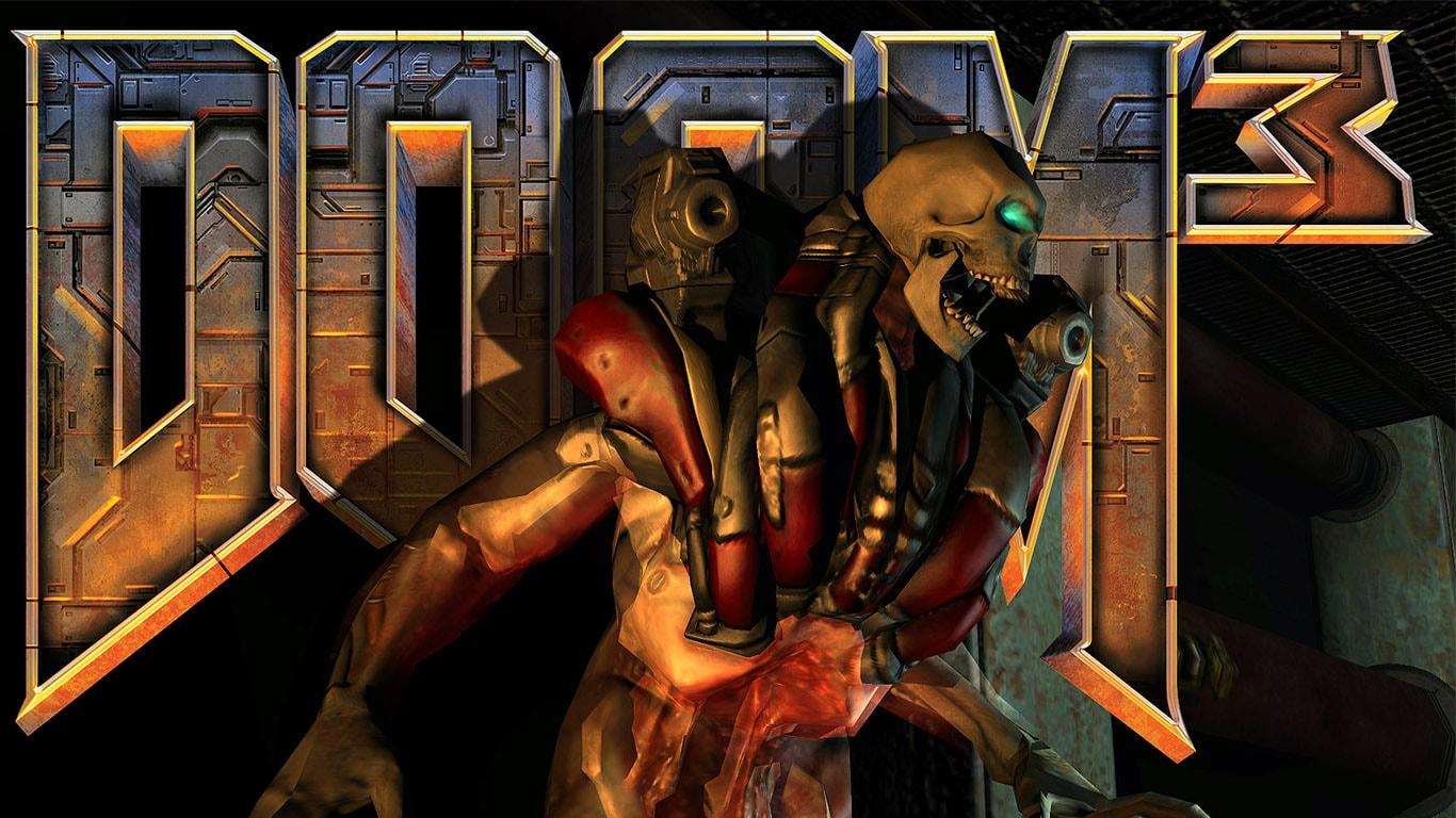 Doom 3 Mac Game