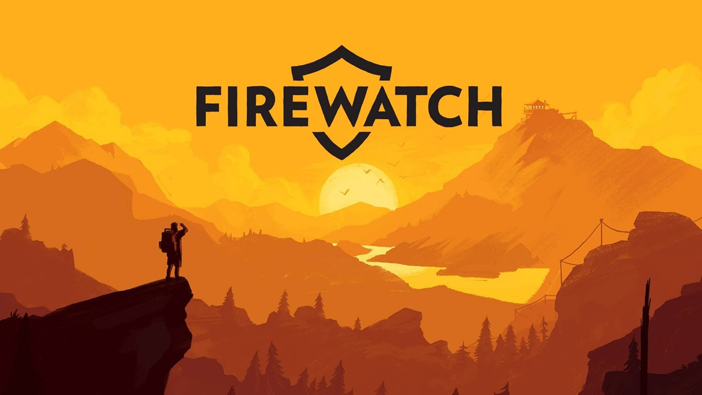 Firewatch Best Games for Mac