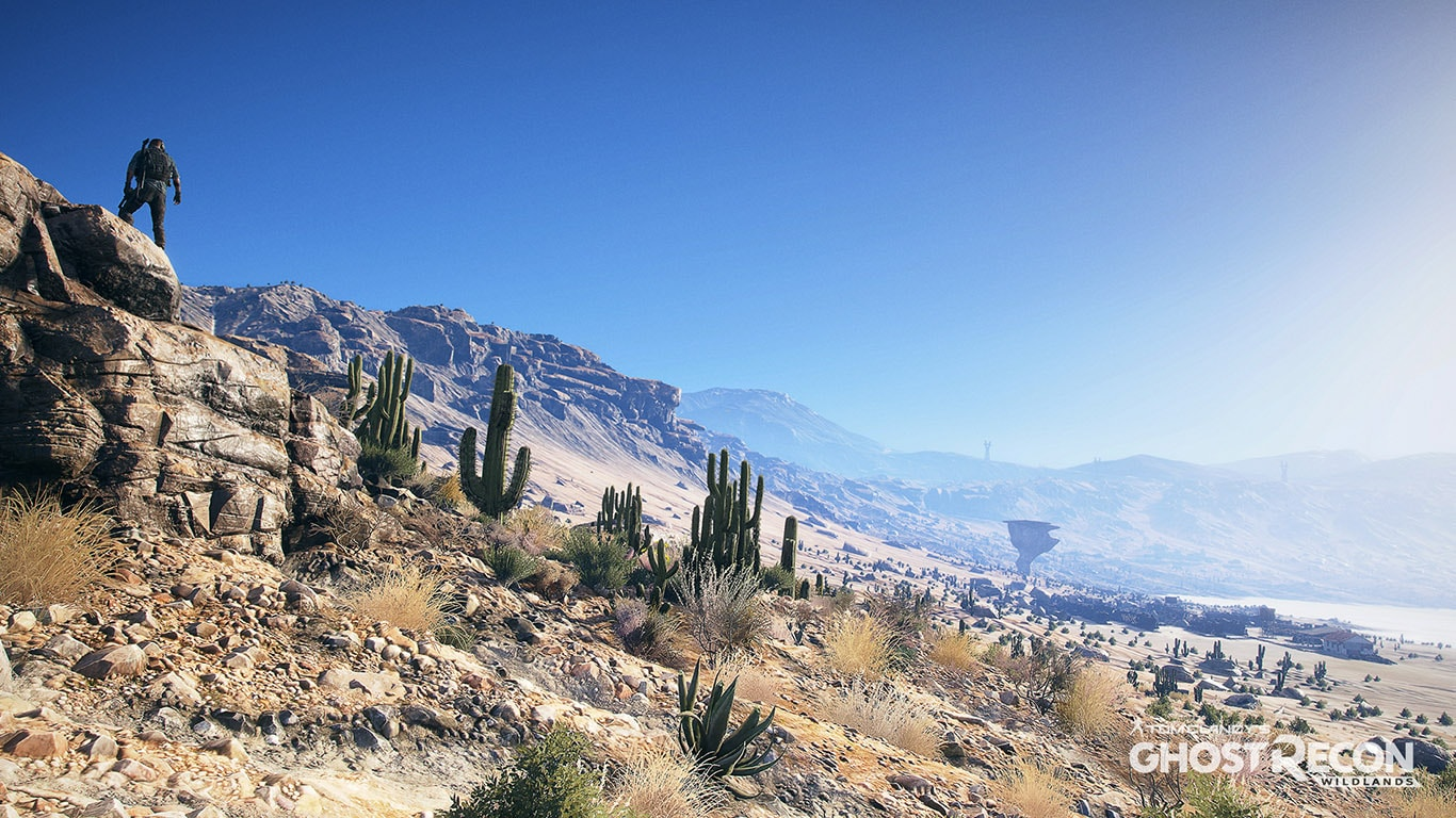 Ghost Recon Widelands