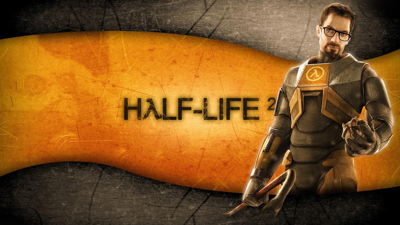 Half-Life 2 FPS Action