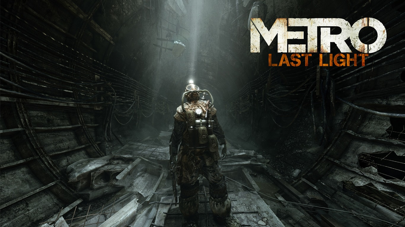 Metro Last Light Good Linux Games