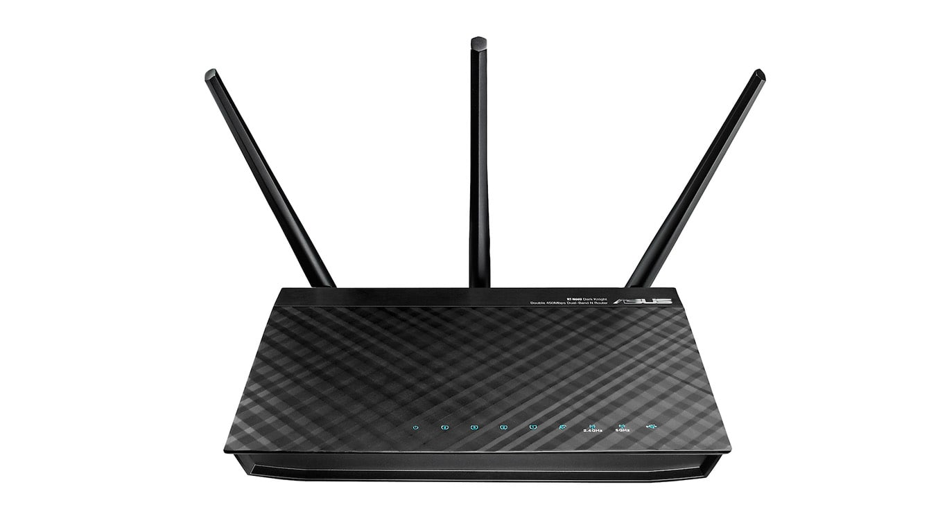 Asus RT-N66U Dark Knight Double Router Review