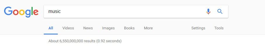 WWW Google Search Results