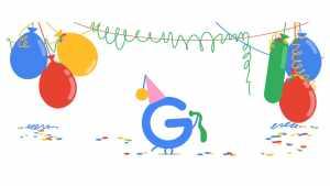 When is Google's Birthday