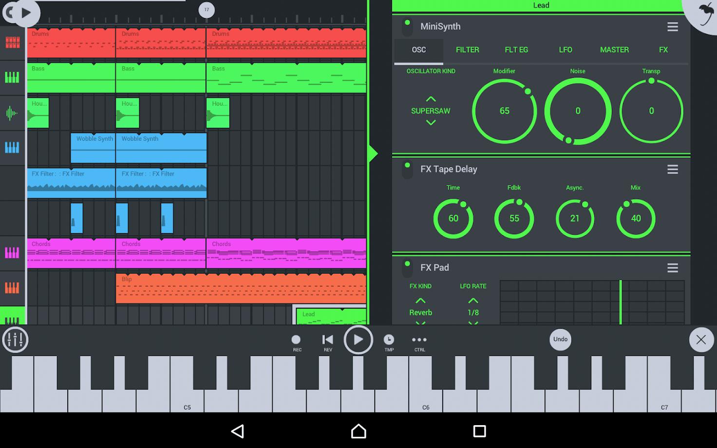 FL Studio Mobile 2