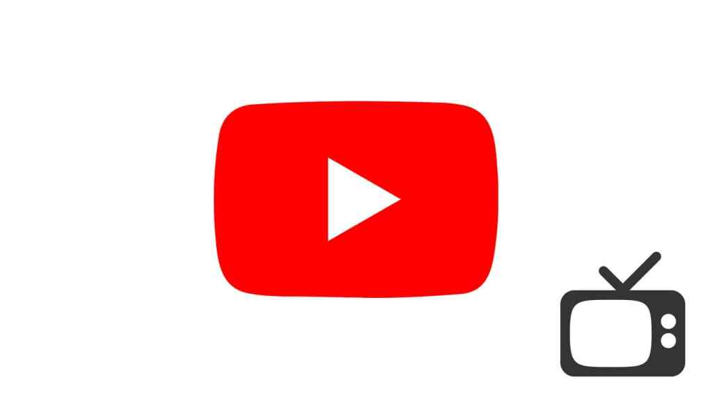 An Image of YouTube Logo with a Channel Icon