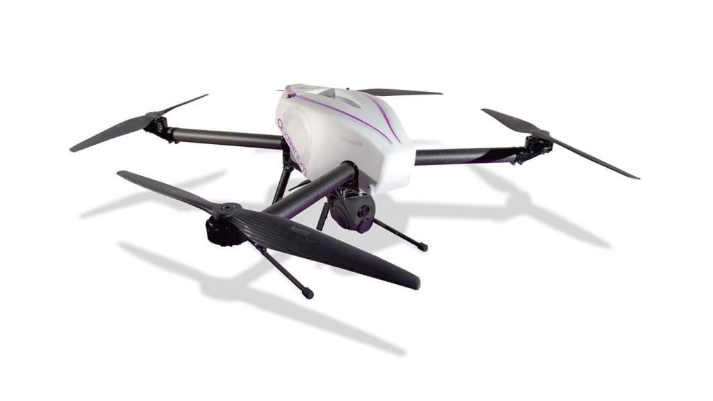Quaternium Drone