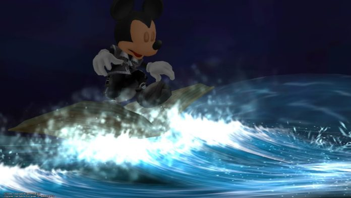 kingdom hearts birth by sleep review micky