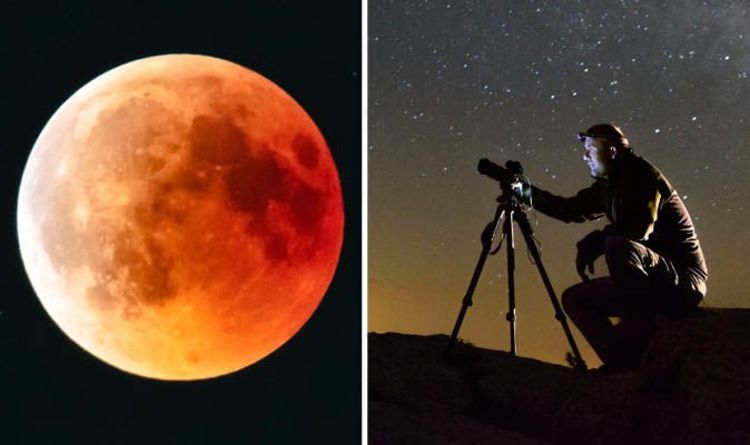 Eclipse 2019 How To Photograph The Blood Moon Tips From