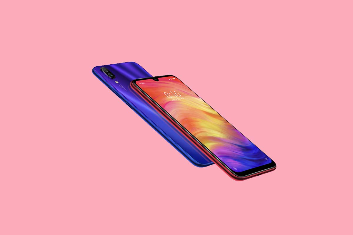 How to change language on Xiaomi Redmi Note 7 - Techregister