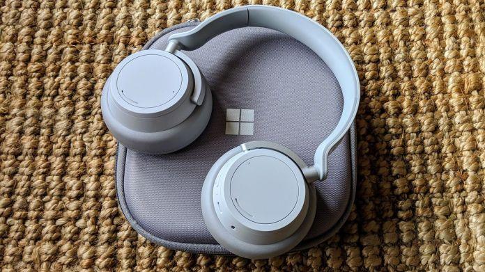 Surface Headphones carry case