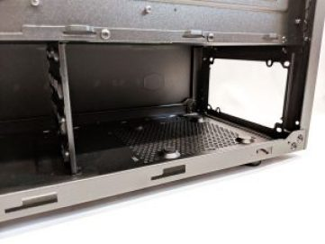 Cooler Master NR600 Case Inside PSU Mount