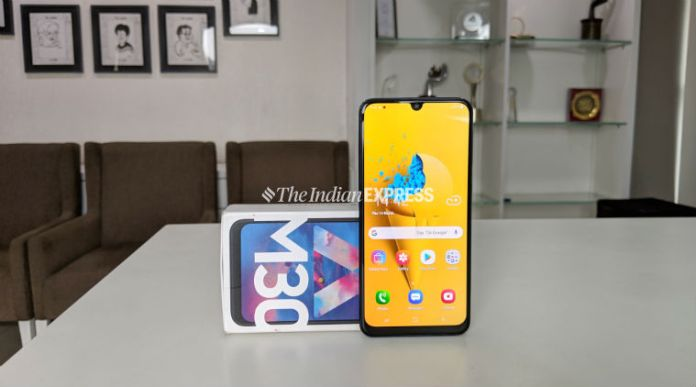 samsung galaxy m30, galaxy m30 review, samsung galaxy m30 review, galaxy m30 specifications, galaxy m30 features, galaxy m30 price, m30 review, galaxy m30 vs galaxy m20, galaxy m30 review