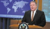 Secretary of State Mike Pompeo speaks during a news conference at the State Department in  Washington on Friday.     ap photoSentinel and