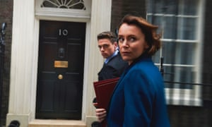 Dead or alive? Keeley Hawes as Julia Montague in Bodyguard.