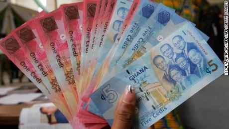 Google regrets 'minor glitch' that sent Ghanaian currency plummeting