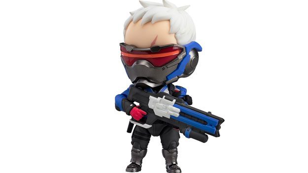 Soldier 76 Nendoroid
