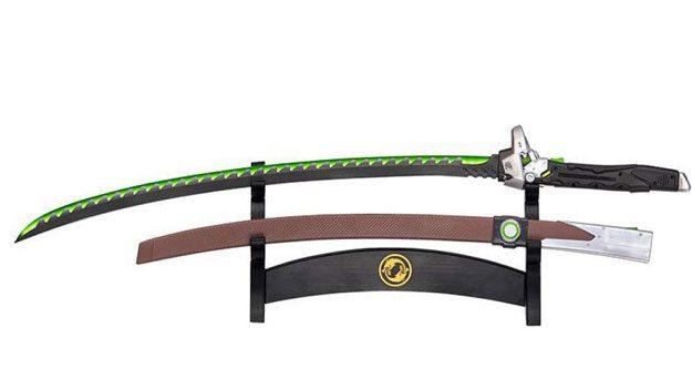 Genji Sword Replica