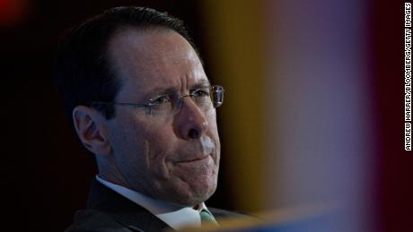 AT&T chief: China isn't beating the United States on 5G — yet