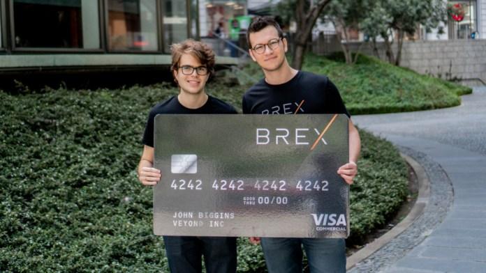 Brex founders: Henrique Dubugras & Pedro Franceschi