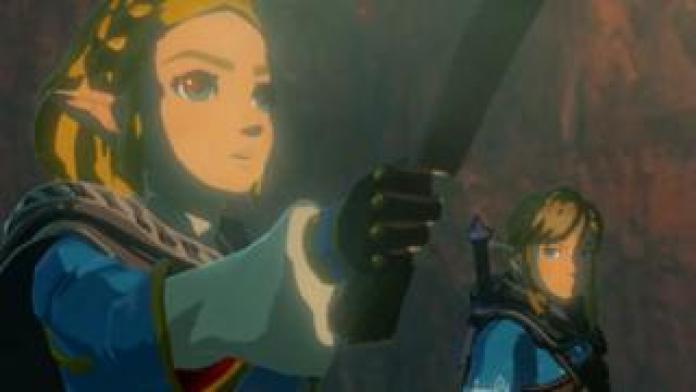 Legend of Zelda game