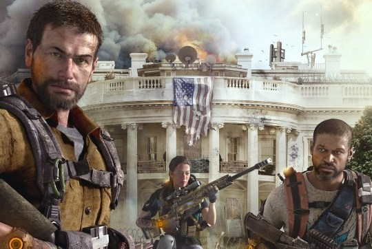 The Division 2 - as political as gaming usually gets