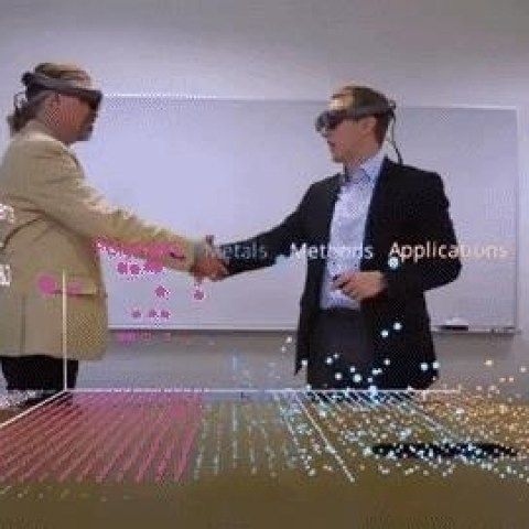 Flow Immersive Launches Magic Leap Augmented Reality Data Slideshow App That Puts PowerPoint to Shame