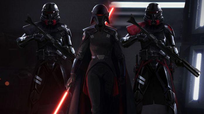 The Second Sister, antagonist of Star Wars Jedi: Fallen Order