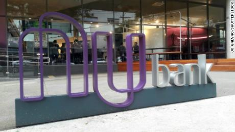 Nubank is based in São Paulo, Brazil but is expanding to Mexico and Argentina as well. (Jo Galvao/Shutterstock)