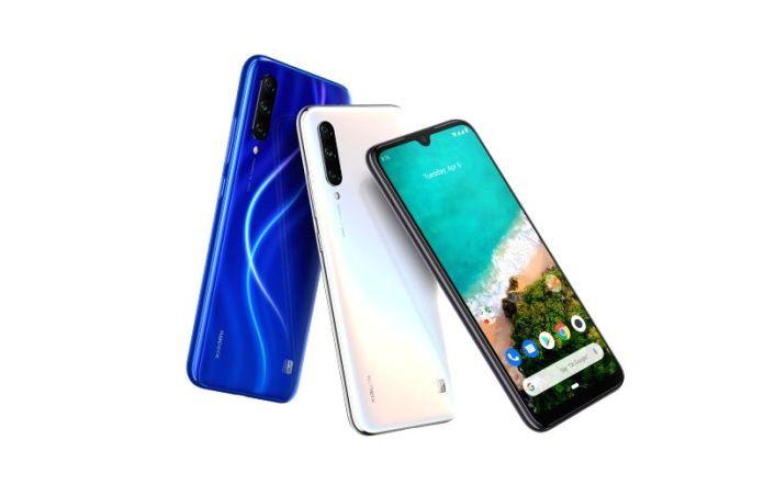Xiaomi Mi samrtphone.