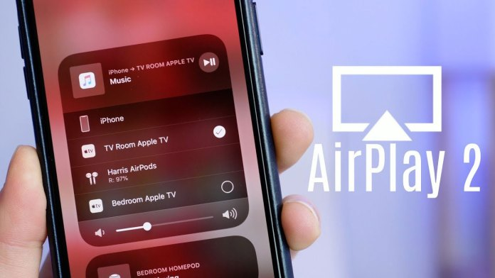 How to use Airplay to Mirror iPhone or iPad Screen to Apple TV