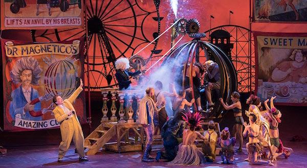 Cosi fan Tutte Metropolitan Opera